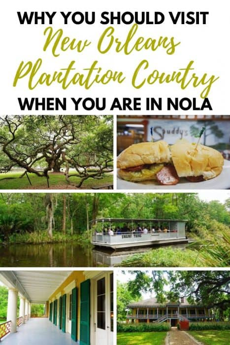 Why you should visit New Orleans Plantation Country when you are in NOLA