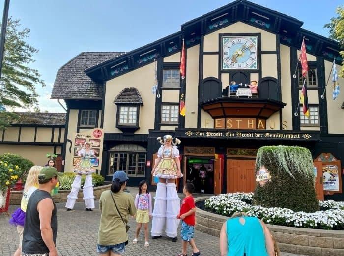 entertainment near Festhaus-grand- Carnivale- Kings-Island