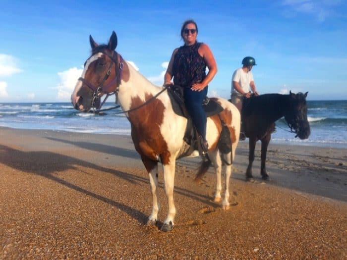 Equine Adventures Horseback Tour Outer Banks NC