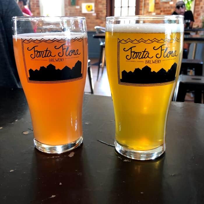 Fonta Flora Brewery Morganton