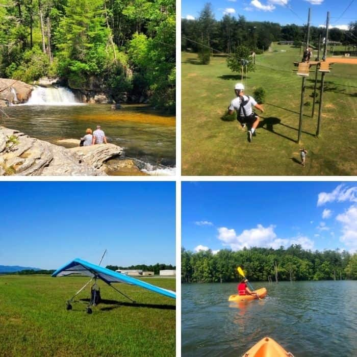 Outdoor Adventures in Burke County, NC You Need to Check Out