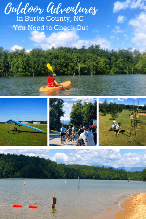 Outdoor Adventures in Burke County North Carolina that you need to check out
