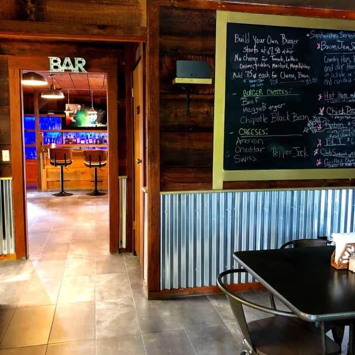 Overhang Tavern Cliffview Resort