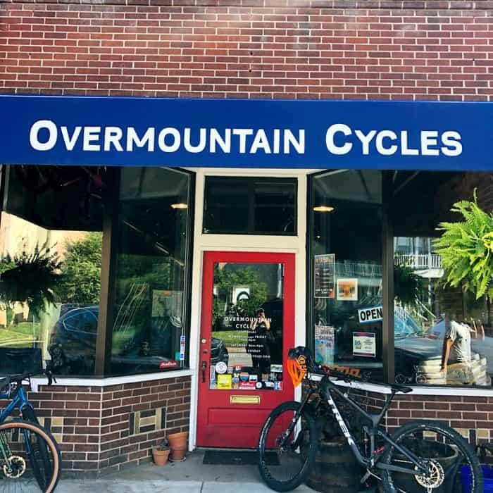 Overmountain Cycles Morganton NC