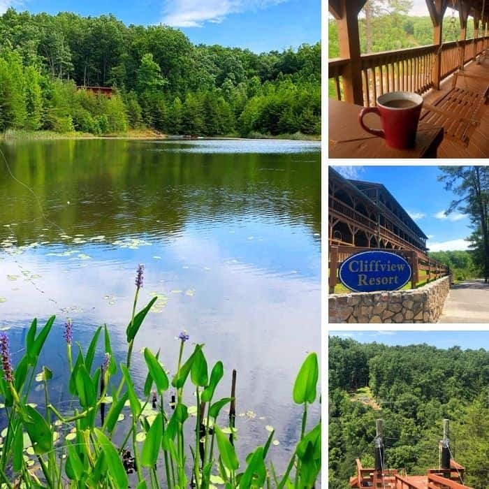 Plan your Red River Gorge Getaway at Cliffview Resort
