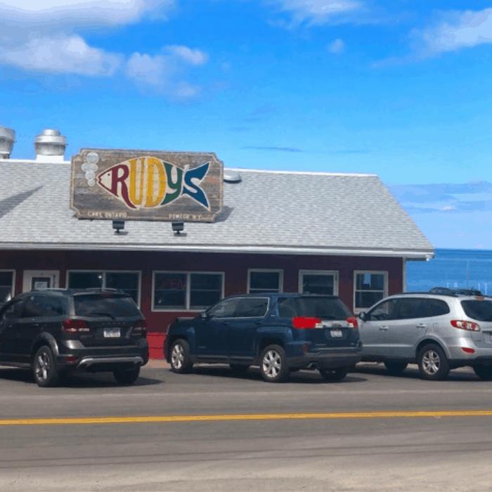 Rudy's Lakeside Restaurant in Oswego New York
