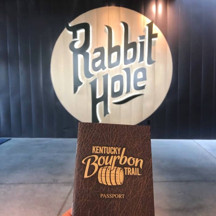 Rabbit Hole Distillery on the Kentucky Bourbon Trail