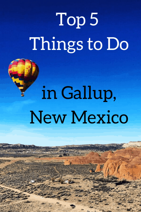 Top 5 Things to Do in Gallup New Mexico