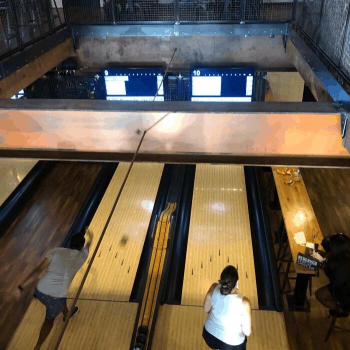 Pins Mechanical Co Duckpin bowling