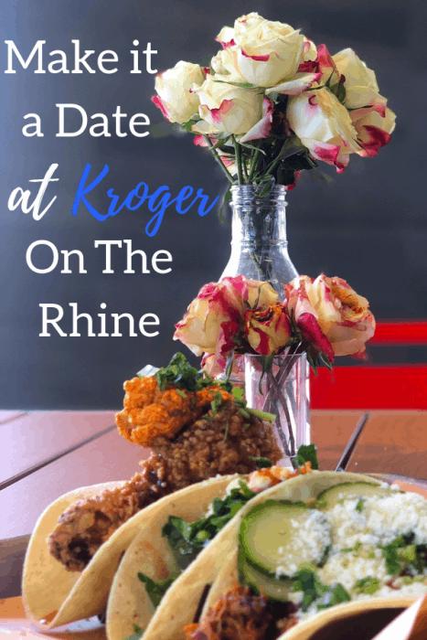 Make it a Date at Kroger On The Rhine