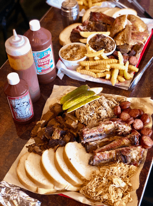 Rosedale BBQ in Kansas City Kansas