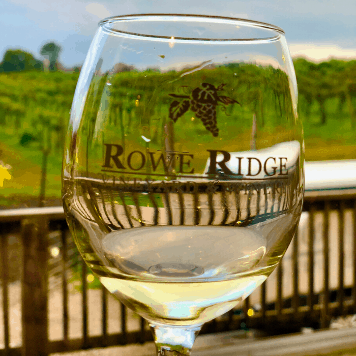 Rowe Ridge winery in Kansas City Kansas