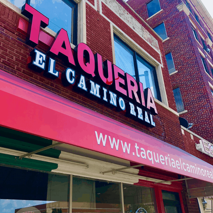 Taqueria El Camino Real in Kansas City Kansas
