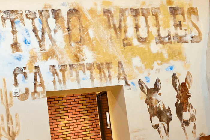 Two Mules Cantina at Texican Court