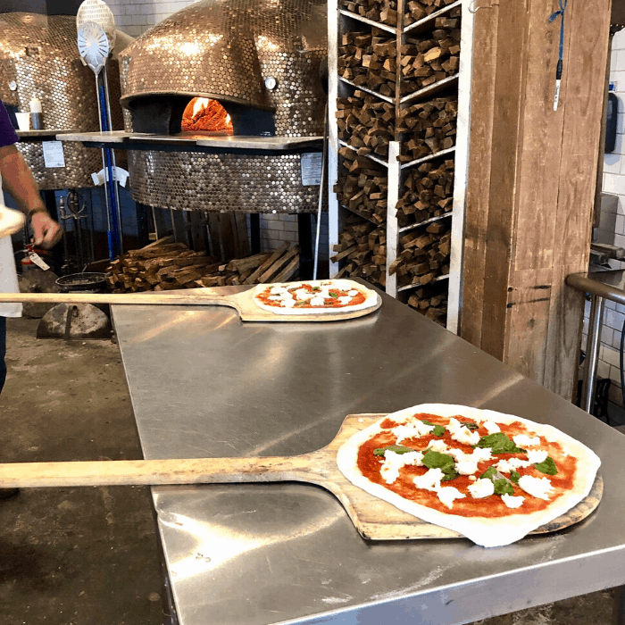 pizza making class 1889 Pizza Napoletana in Kansas City Kansas