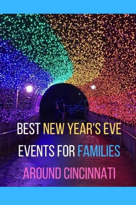 Best New Year's Eve Events for Families Around Cincinnati
