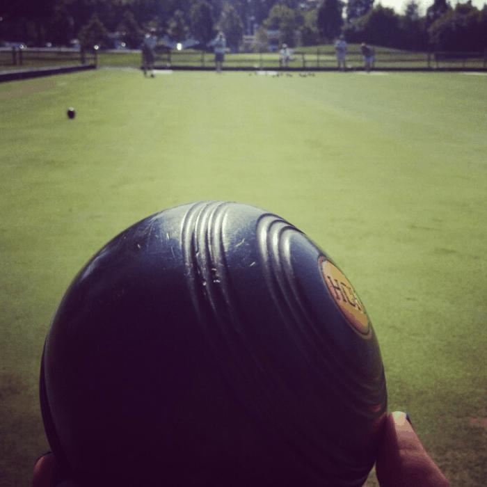 Lawn Bowling in Cincinnati