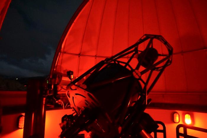 Huntsville Astronomic and Lunar Observatory in Utah