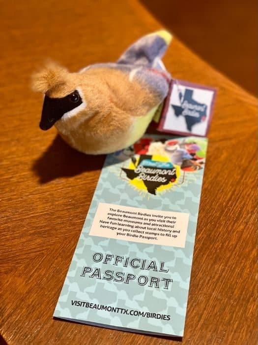 Beaumont Birdie Passport