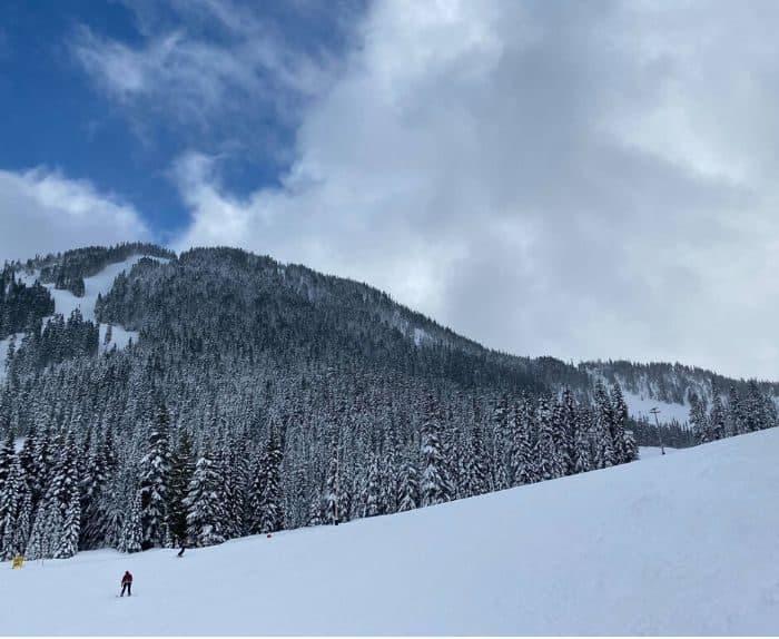 Stevens Pass Ski Resort in Washington