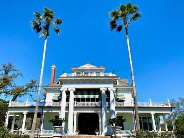 The McFaddin-Ward House Historic Museum in Beaumont Texas