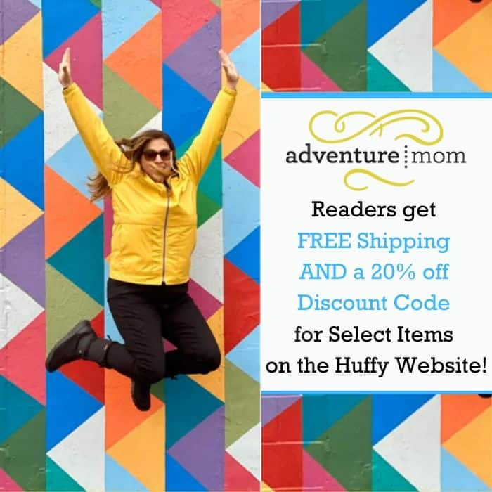Adventure Mom Readers get a discount on Huffy Bikes