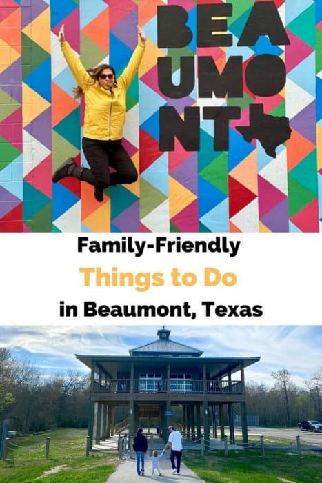 Family-Friendly Things to Do in Beaumont, Texas.