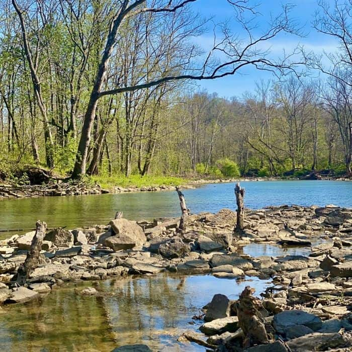 Gunpowder Creek Nature Park in Kentucky
