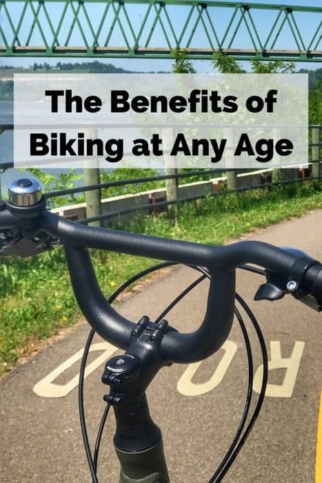 The Benefits of Biking at Any Age