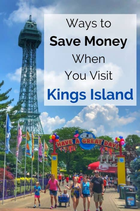 Ways to Save Money When You Visit Kings Island