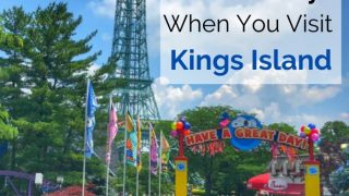 Ways to Save Money When You Visit Kings Island ~ Giveaway