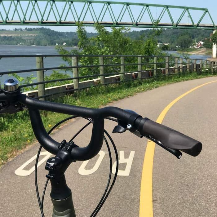 solo bike ride