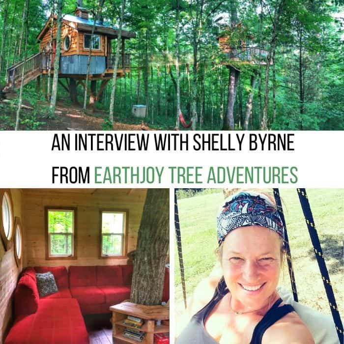An Interview With Shelly Byrne From EarthJoy Tree Adventures
