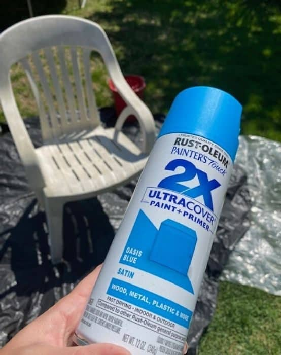 How To Spray Paint Plastic Chairs And, Best Spray Paint For Metal Outdoor Chairs