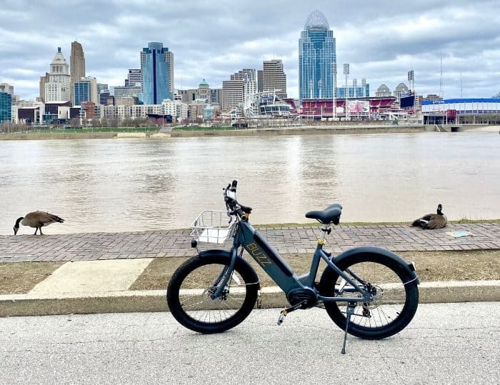 Buzz Electric Bicycle by Cincinnati