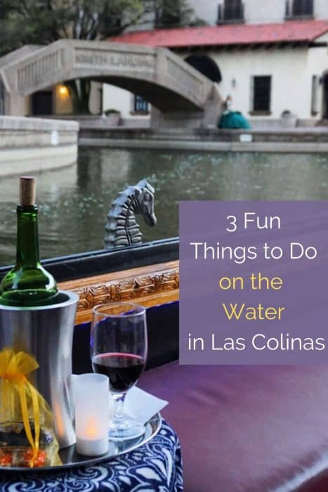 3 Fun Things to Do on the Water in Las Colinas