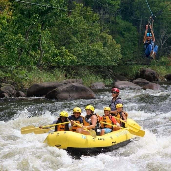 Extreme Outdoor Adventures in the Smoky Mountains