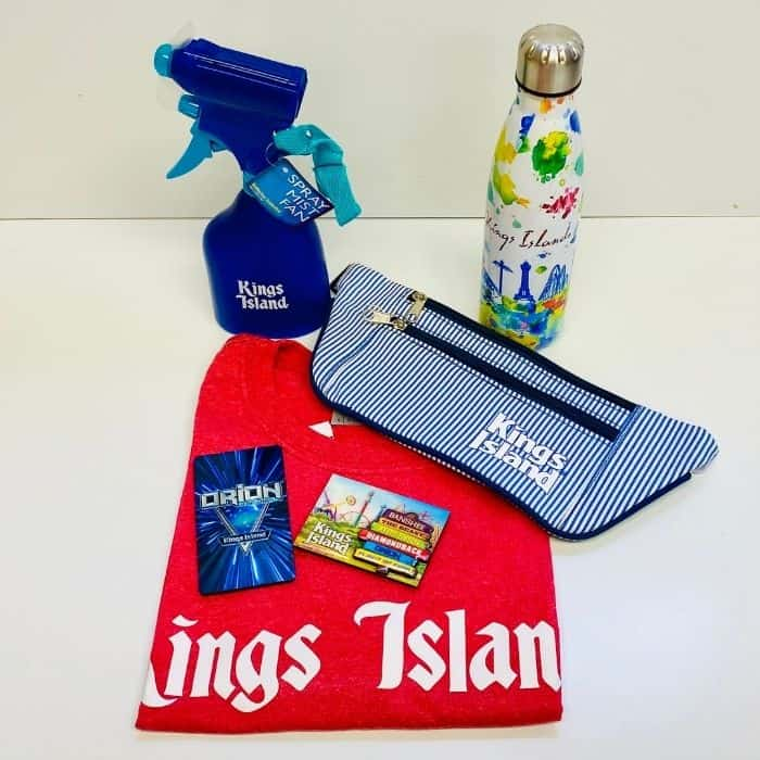 Kings Island Prize Pack