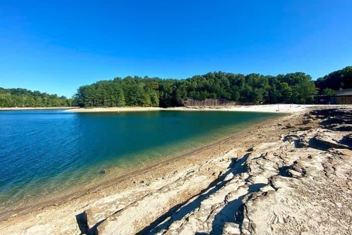 Laurel River Lake in Kentucky