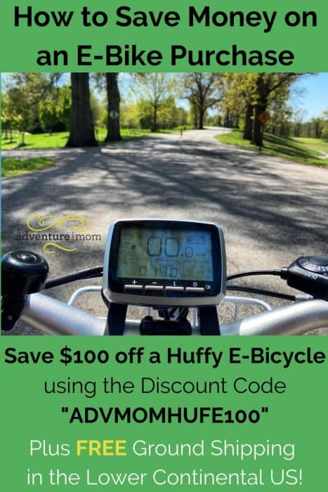 Save Money on an E-Bike Purchase Huffy E-Bicycle