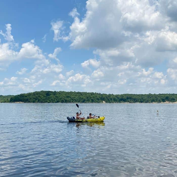 intex K2 explorer double kayak