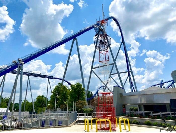 Orion, the Seventh Giga Coaster in the World