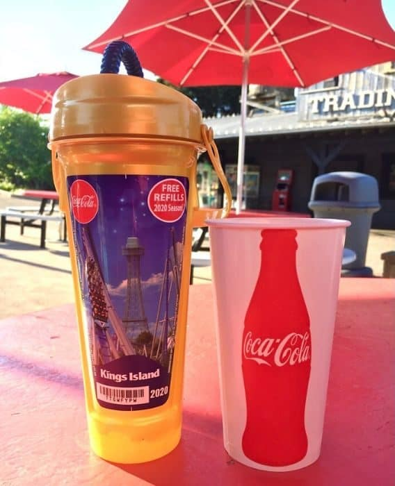 Kings Island Souvenir Cup