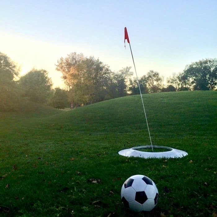 FootGolf in Cincinnati