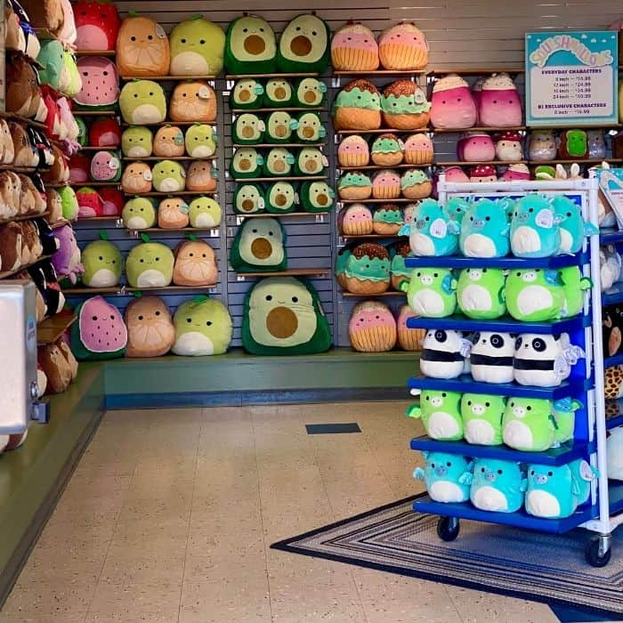 Squishmallow Store at Kings Island