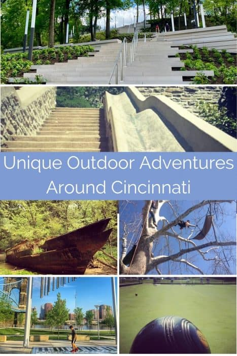 Unique Outdoor Adventures Around Cincinnati