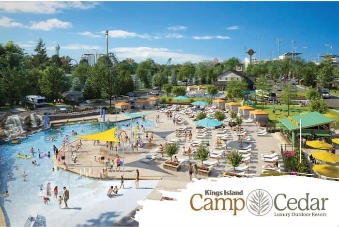 pool at Camp Cedar