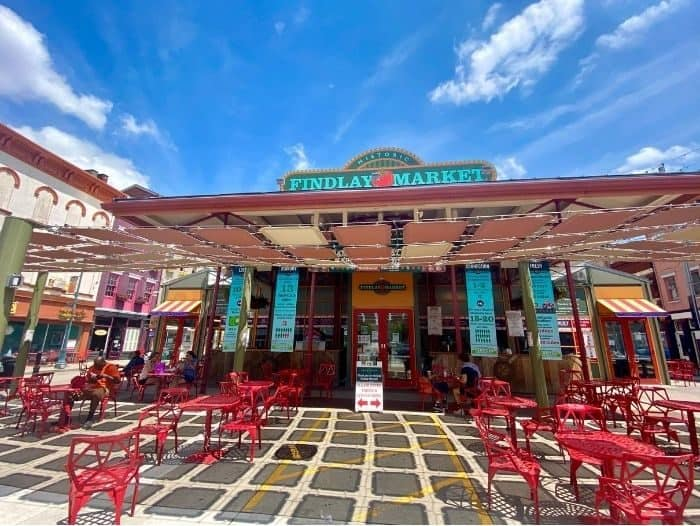 Findlay Market in Cincinnati Ohio