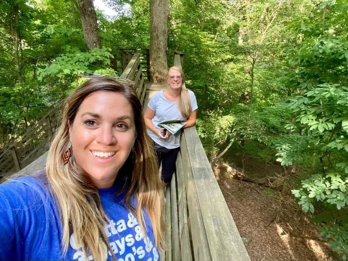 Girlfriend Getaway at The Mohicans Treehouse Resort in Ohio
