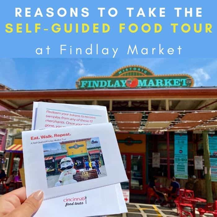Reasons to Take the Self-Guided Food Tour at Findlay Market
